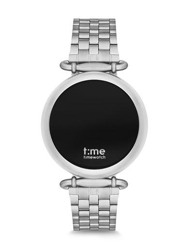 Timewatch Saat Gümüş